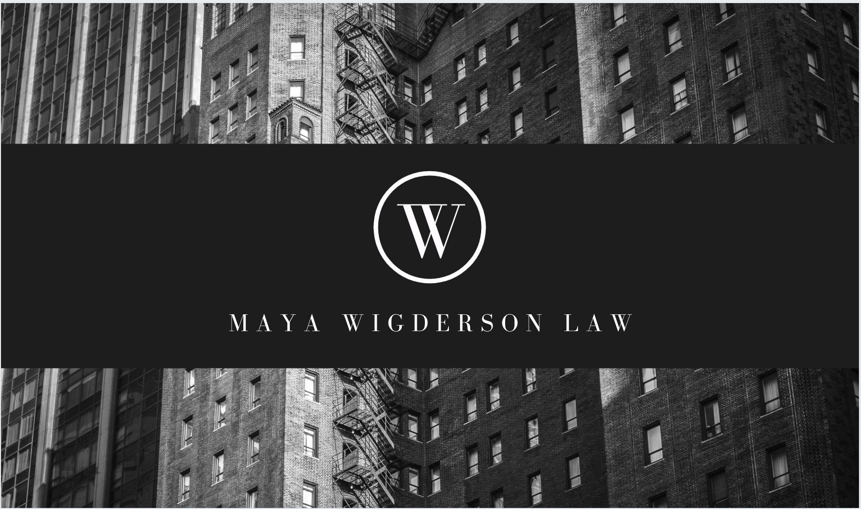 Wigderson Law